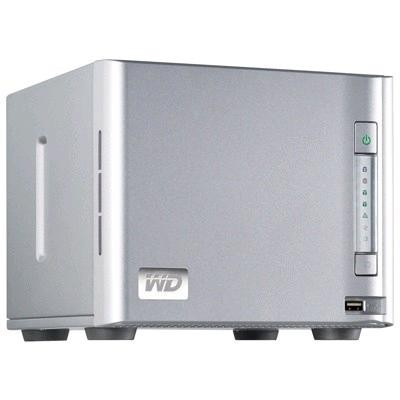"WD My Share Space  2TB Ext. 3.5"" RJ45, 16MB (double drive)"