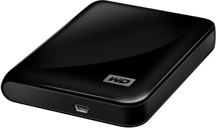 "Western Digital 2.5"" My Passport Essential 1TB USB čer"